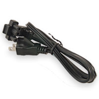 Dell 3-Wire Flat Power Cord